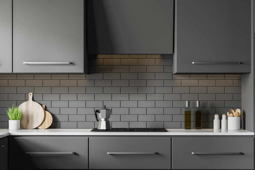 White or Colored Cabinets?